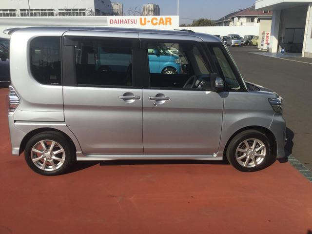 カスタムX SA ナビ付き/来店型販売車両(6枚目)