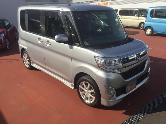 カスタムX SA ナビ付き/来店型販売車両(7枚目)