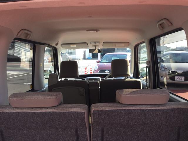 X 左側電動スライドドア/CDオーディオ 来店型販売車両(13枚目)