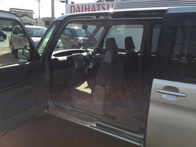 X 左側電動スライドドア/CDオーディオ 来店型販売車両(15枚目)