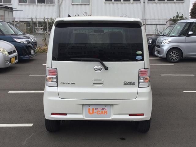 カスタム X 来店型販売車両(4枚目)