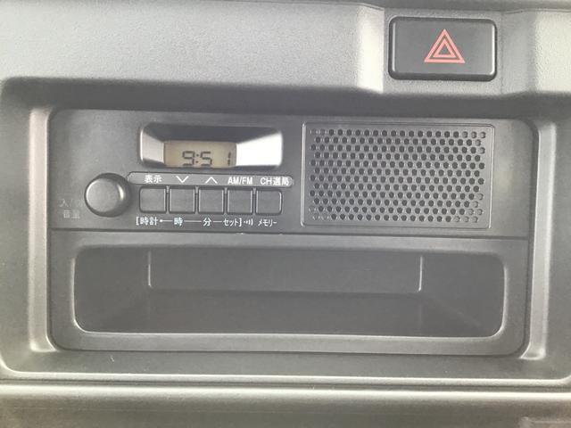 AM/FMラジオ付きのお車です♪