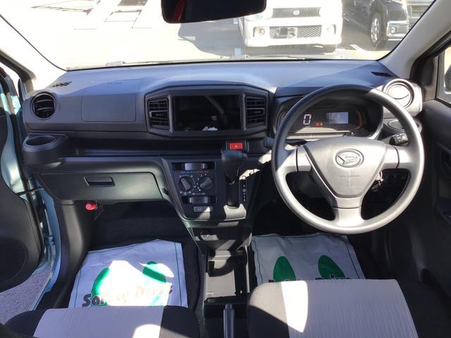 L SAIII リースアップ車/キーレス/オートマチックハイビーム/スマートアシスト3搭載/運転席エアバッグ/助手席エアバッグ/アイドリングストップ(10枚目)