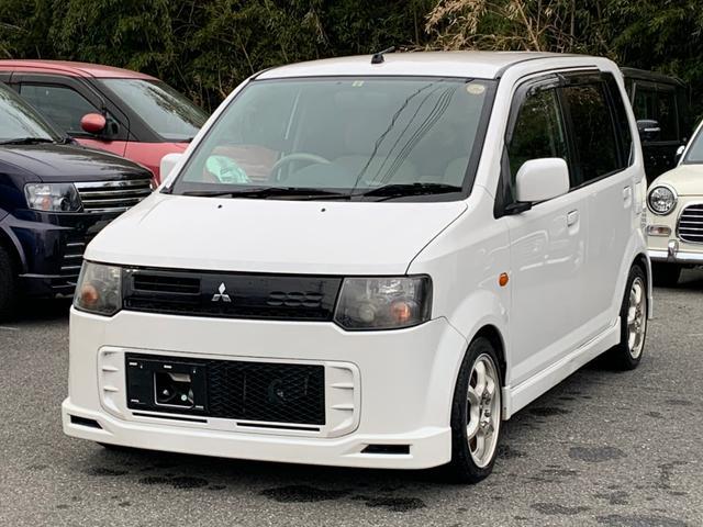 R ターボ 4WD タイミングベルト交換済 社外アルミ(5枚目)