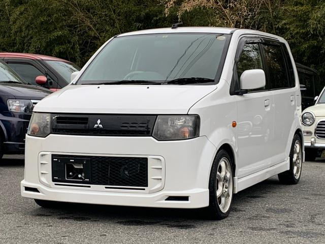 R ターボ 4WD タイミングベルト交換済 社外アルミ(6枚目)