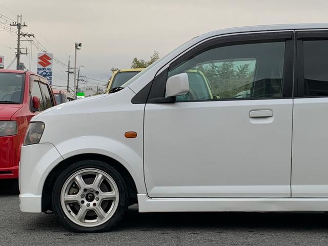 R ターボ 4WD タイミングベルト交換済 社外アルミ(9枚目)