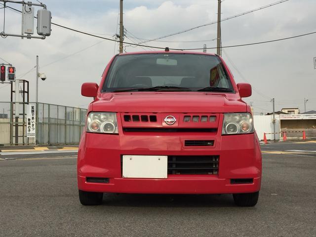 日産 オッティ RX インタークーラーターボ ベンチシート キーレス