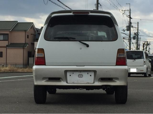 ターボie/s インタークーラーターボ 純正アルミホイール(13枚目)