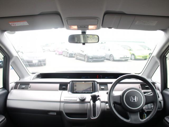 ホンダ ステップワゴン G エアロエディション HDD ワンセグ  Bモニタ 両側P