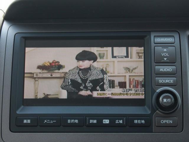 ホンダ クロスロード 18L Xパッケージ インターナビ TV DVD Bモニター