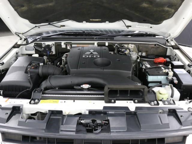 3.2 ロング エクシード ディーゼルターボ 4WD ナビ(17枚目)