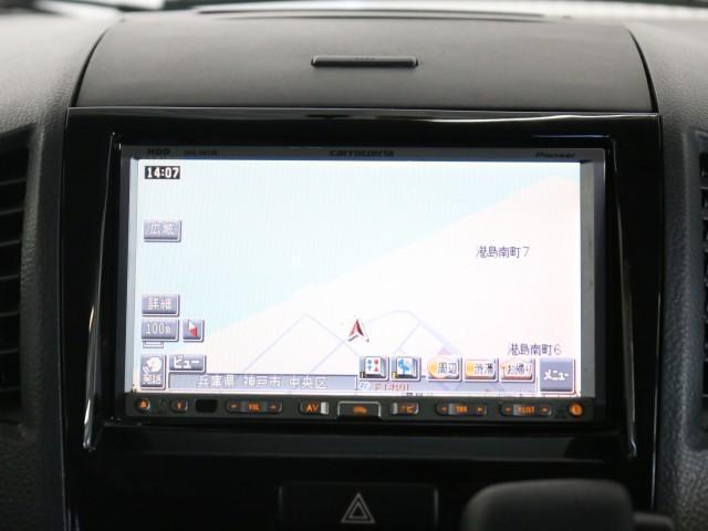 660 T HDDナビ DVD 両側パワースライド ETC(10枚目)
