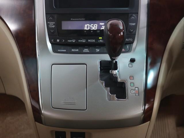 2.4 V 純正HDDナビ フルセグTV 両側パワスラ(11枚目)