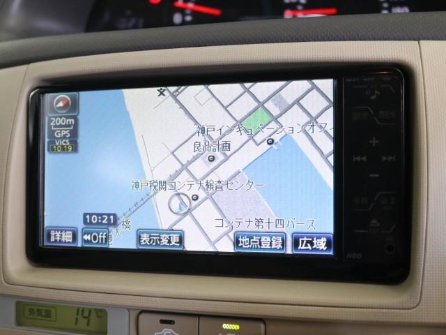 1.5 G 純正HDDナビ フルセグ DVD再生 ETC(10枚目)