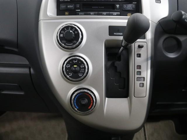 1.3 X 禁煙車 CD クリアランスソナー キーレス(11枚目)