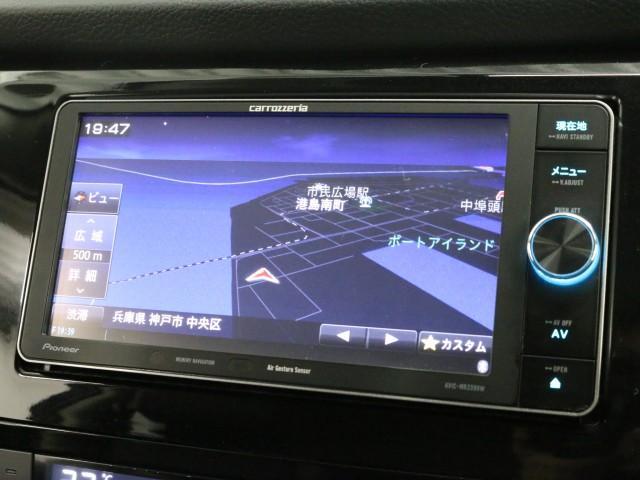 20X 2列車 メモリーナビフルセグ DVD再生(10枚目)
