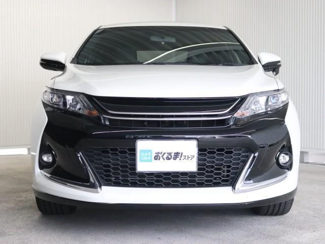 「トヨタ」「ハリアー」「SUV・クロカン」「兵庫県」の中古車2
