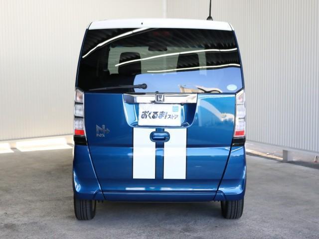 「ホンダ」「N-BOX+カスタム」「コンパクトカー」「兵庫県」の中古車3