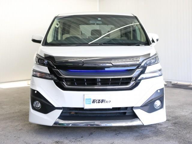 2.5X 4WD アルパインナビ フリップダウン エアロ(2枚目)