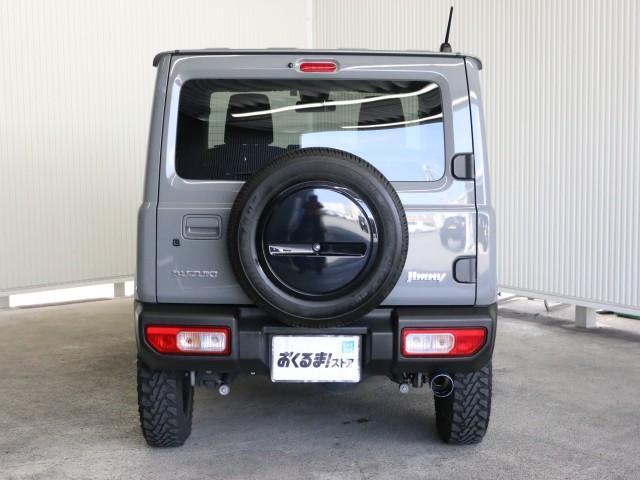 XL スズキ セーフティ サポート 装着車 4WD ナビ(3枚目)