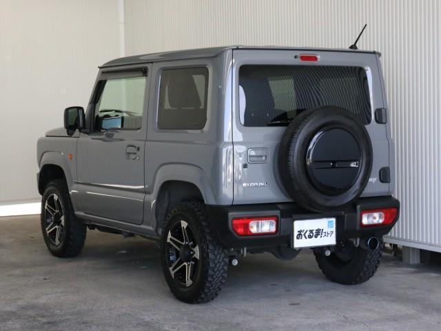XL スズキ セーフティ サポート 装着車 4WD ナビ(9枚目)
