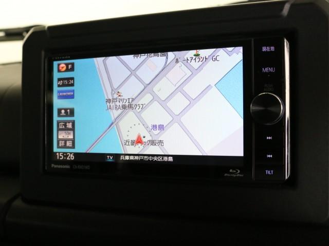 XL スズキ セーフティ サポート 装着車 4WD ナビ(10枚目)