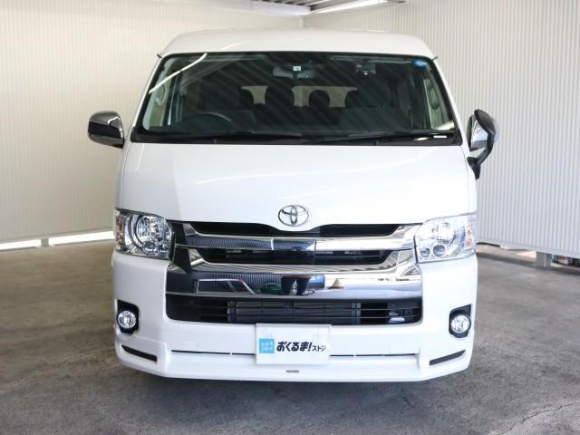 GL ロング ミドルルーフ 4WD セーフティセンス(2枚目)