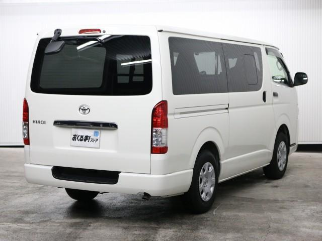 ロングDX GLパッケージ トヨタセーフティセンス 6人乗り(10枚目)