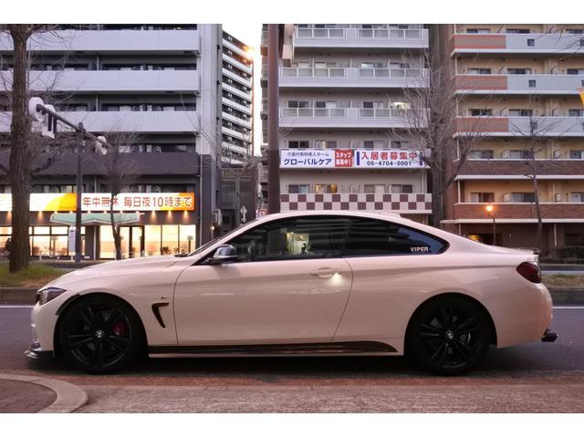 「BMW」「4シリーズ」「クーペ」「大阪府」の中古車21