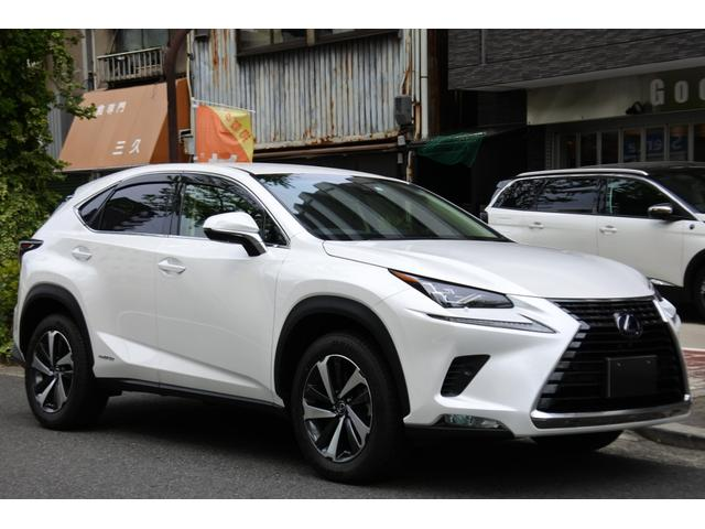 「レクサス」「NX」「SUV・クロカン」「大阪府」の中古車2