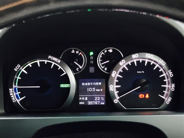 トヨタ ヴェルファイアハイブリッド ZR Gエディション