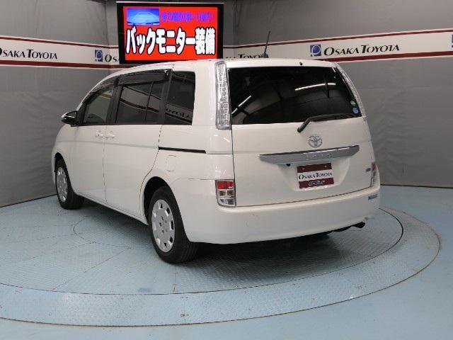 トヨタ アイシス L