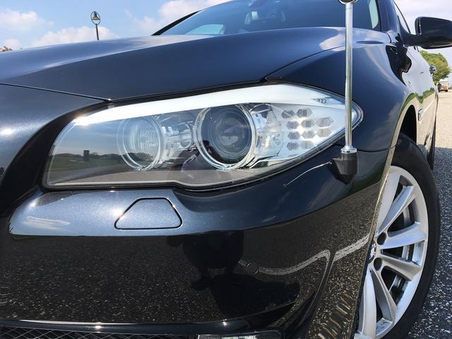 BMW BMW 523iハイラインPKG黒革HDDナビ地デジ ワンオーナー車