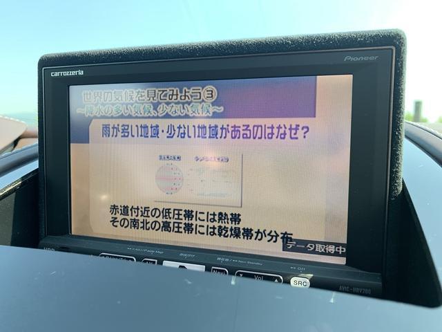 純正HDDナビ&フルセグTV