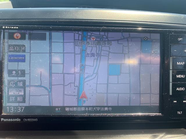 X SDナビフルセグTV Bモニター 社外17アルミ(13枚目)