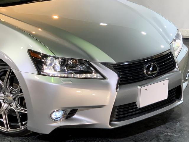 GS350 Ipkg 新品車高調 新品20AW 黒革 ナビ(11枚目)