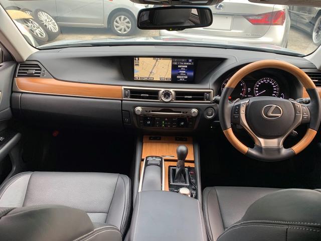 GS350 Ipkg 新品車高調 新品20AW 黒革 ナビ(15枚目)
