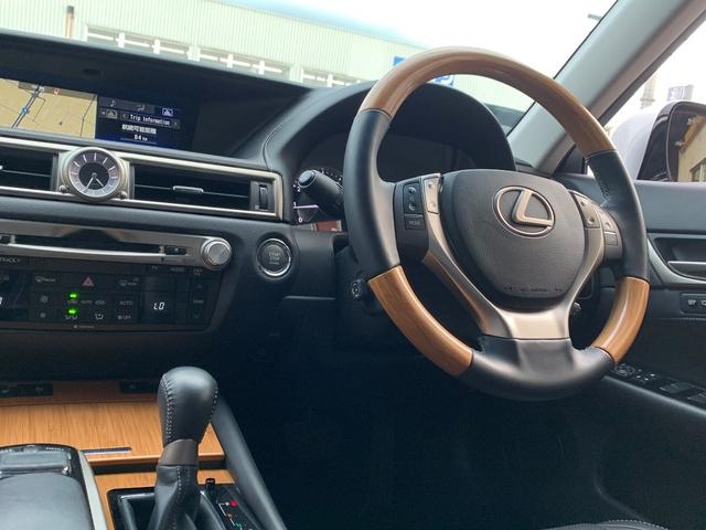 GS350 Ipkg 新品車高調 新品20AW 黒革 ナビ(16枚目)