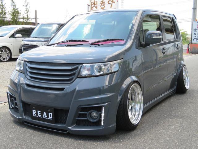 「スズキ」「ワゴンRスティングレー」「コンパクトカー」「大阪府」の中古車40