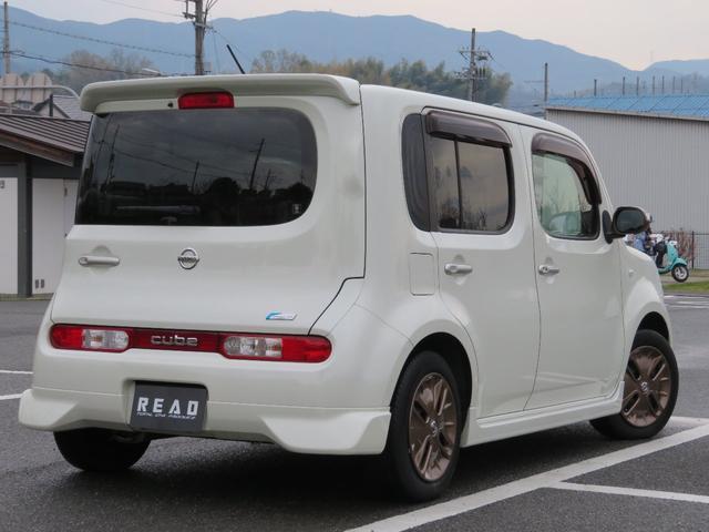 「日産」「キューブ」「ミニバン・ワンボックス」「大阪府」の中古車9