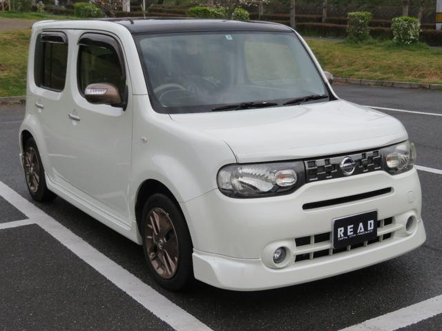 「日産」「キューブ」「ミニバン・ワンボックス」「大阪府」の中古車33