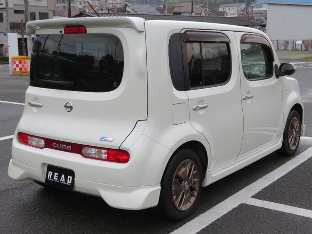 「日産」「キューブ」「ミニバン・ワンボックス」「大阪府」の中古車36