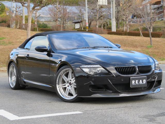 「BMW」「BMW M6」「オープンカー」「大阪府」の中古車2