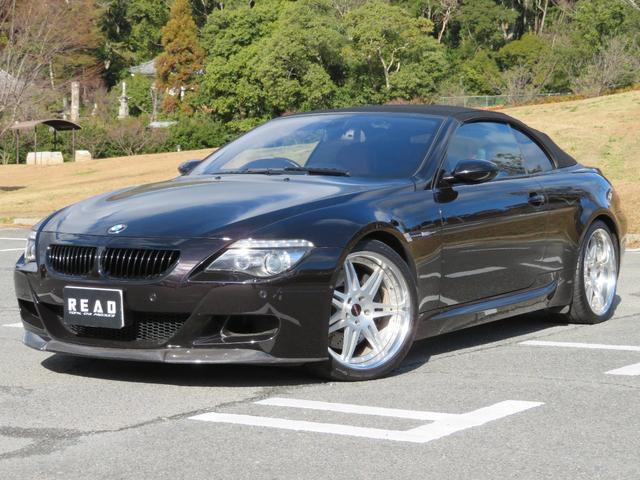 「BMW」「BMW M6」「オープンカー」「大阪府」の中古車3