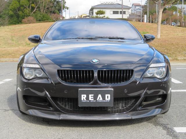 「BMW」「BMW M6」「オープンカー」「大阪府」の中古車4