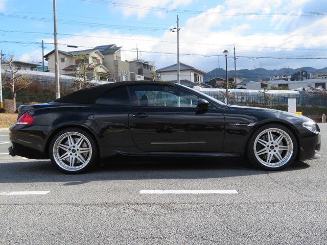 「BMW」「BMW M6」「オープンカー」「大阪府」の中古車8