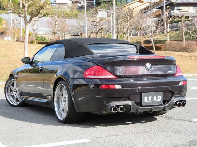 「BMW」「BMW M6」「オープンカー」「大阪府」の中古車9