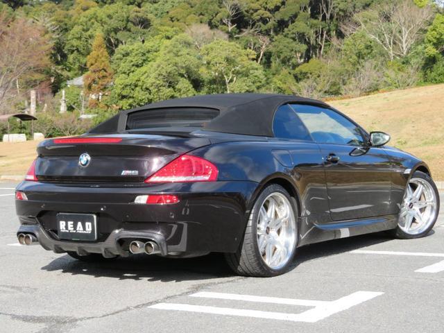 「BMW」「BMW M6」「オープンカー」「大阪府」の中古車10