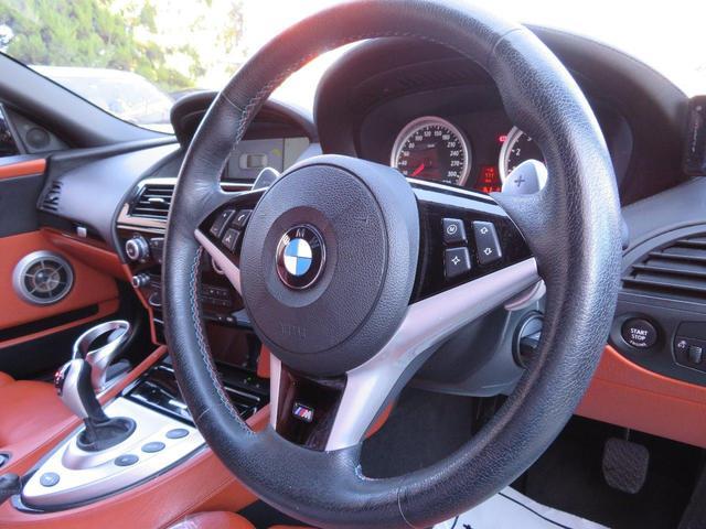 「BMW」「BMW M6」「オープンカー」「大阪府」の中古車30