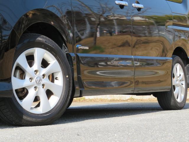 法定点検56項目に加え中古車ならではの劣化部分を含む100項目以上を点検、整備を行っております、納車時にお渡しする点検記録簿によりどのような整備が行われたかもお客様にご確認いただけます。